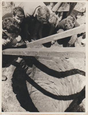 Shamrock Cottage Well.; Legge, David, David Legge Photographer; 1967; 2018.035.04B