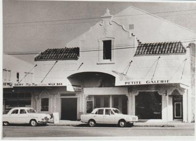 Monterey Theatre in Cook Street; 1989; 2018.001.92