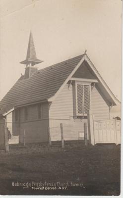 Uxbridge Presbyterian Church, Howick; Duncan, Frank; 2018.255.09