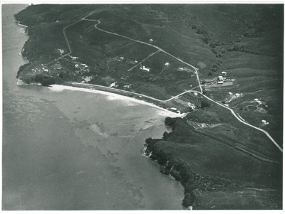 Cockle Bay aerial 1928; Whites Aviation; 1928; 2017.208.20