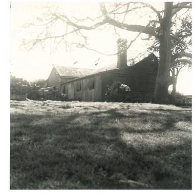 Grangers Homestead on the Whitford-Maraetai Road; McCaw, John; 1970; 2017.102.61