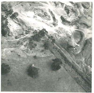 Pigeon Mountain aerial; R.N.Z.A.F.; 17/02/1972; 2016.427.13