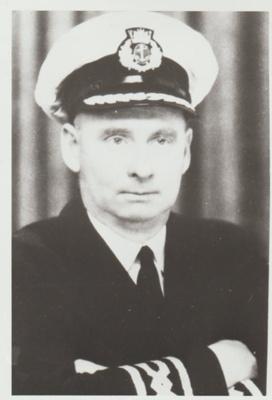 Captain Cauldrey; c1947; 2018.318.01