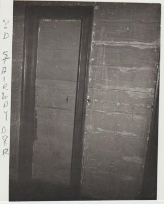 Shamrock Cottage interior.; 1967; 2018.035.31