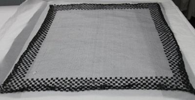 Veil; Unknown; 1870-1910; T2016.708