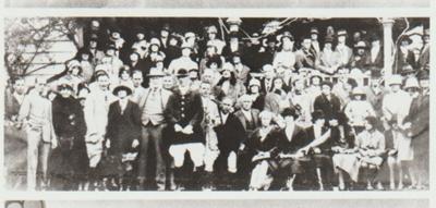 Pakuranga Hunt, 1928; 1928; 2017.367.20