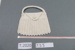 Crocheted bag with flap ; T.2020.755