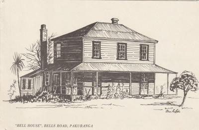 Bell House.; La Roche, Alan; 2018.052.27
