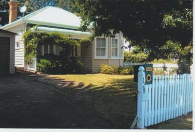 Udy's Homestead in Udys Road; La Roche, Alan; 1/02/2012; 2018.124.53