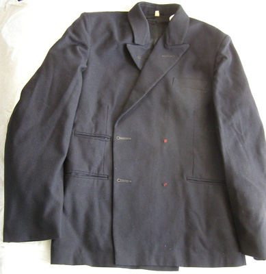 Men's Jacket; A Levy Ltd; 1940-1970; T2015.20
