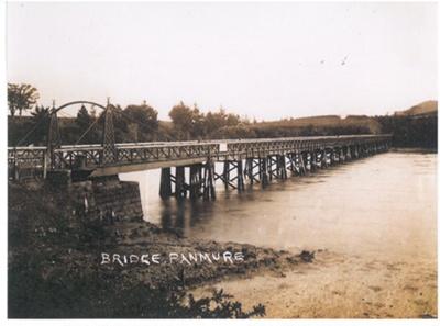 Panmure Bridge, 1867; 1867; 2017.269.00