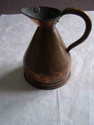 Jug, Serving; Unknown; 1821-1837; O2015.3