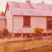 Maher-Gallagher Cottage, formerly Carter Cottage at the Howick Historical Village.; La Roche, Alan; December 1980; P2020.95.07