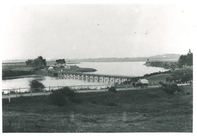 Panmure Bridge; Richardson, James D; 1912; 2017.277.06