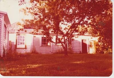 Graham Strauchan's house, Omana; La Roche, Alan; 1/11/1977; 2017.321.75