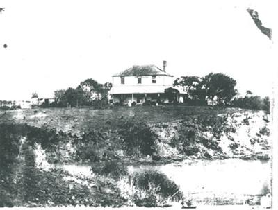 Hickson's Homestead in Otahuhu; 1/04/1973; 2017.136.07