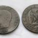 Coins - 5 Cinq Centimes; Col. Arthur Morrow (1842-1937); O2018.106