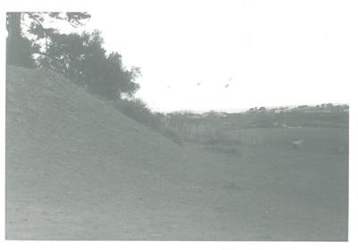 Pigeon Mountain terraces; La Roche, Alan; 1969; 2016.435.29