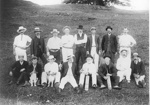 Pakuranga Cricket Club; c. 1903; 8006