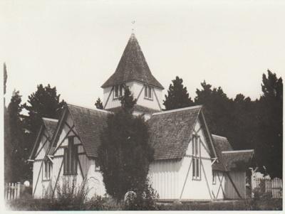 All Saints Church; 1904; 2018.181.05