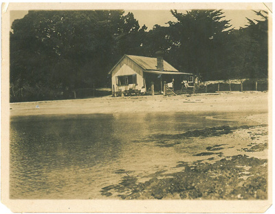 1st house on Maraetai Beach; 1908; 2017.300.51