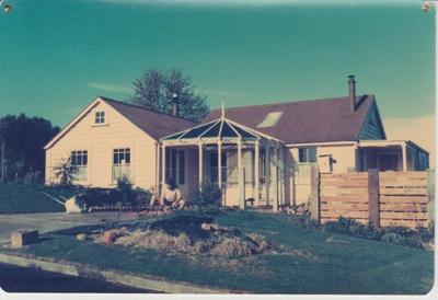 CherryRowe Cottage, Abercrombie Street; c1960; 2018.080.05
