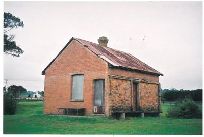 Brickmaker's cottage at Whitford; La Roche, Alan; 1/01/2005; 2017.066.07
