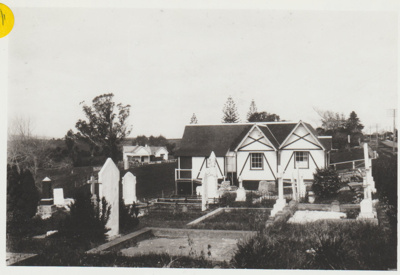 All Saints Sunday School and Vicarage; Richardson, James D; 1920-1930; 2018.236.04