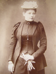 Edwardian Lady; London Stereoscopic Company; 2011.72.29