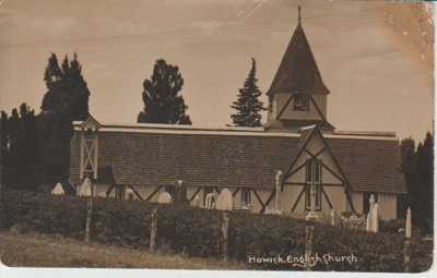 Howick English Church; 1912-1930; 2018.183.17
