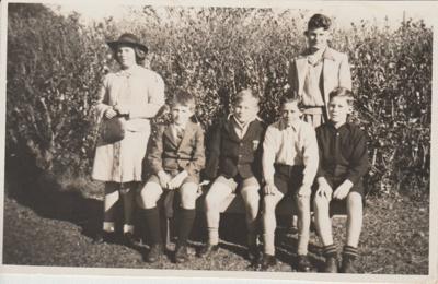 Children attending All Saints Church.; Hattaway, Robert; 23/05/1948; 2018.216.83