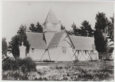 All Saints Church c1880; c1880; 2018.222.90