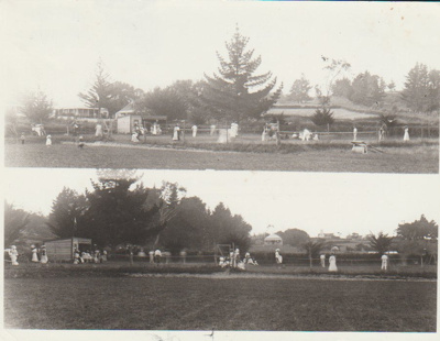 Howick Tennis Courts, 1904; 1904; 2017.354.00