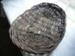 Irish Potato basket; O2019.57