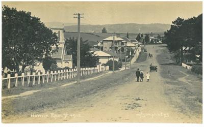 Picton Street, c1915; Duncan, Frank; c1915; 2016.198.24