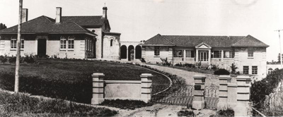 Star of the Sea Convent, Howick  C 1936