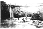 Mangemangeroa Gorge Bridge; c1908; 4120