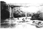 Mangemangeroa Gorge Bridge; c1908; 4120