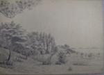 Pencil Sketch; 2010.58.1