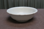 Washstand Bowl; Johnson Bros, Stoke on Trent; 1880s; O2017.100.02