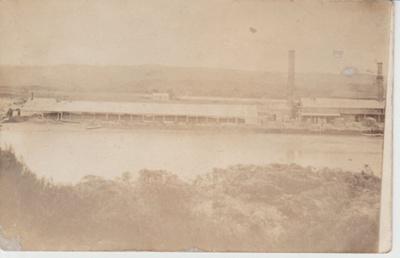 Granger's brickworks; Hattaway, Robert; c1918; 2018.150.09