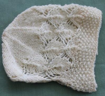 Bonnet, Baby; Unknown; 1920-1940; T2016.990