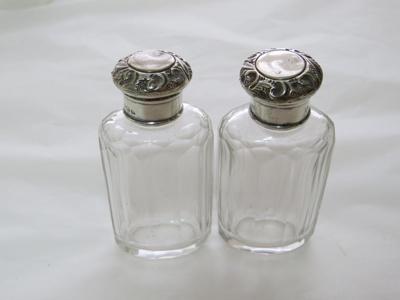 Dressing Table bottle; 1930s; O2018.124