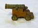 Wooden model of 'Roaring Meg' canon.; Col Robert Bole Morrow; O1997.152