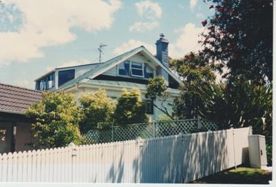 Former Fencible cottage in Minerva Terrace; La Roche, Alan; 2005; 2018.018.14