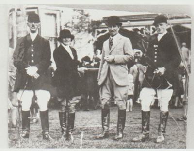 Pakuranga Hunt, 1928; 1928; 2017.367.21
