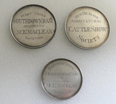 Medal; O2019.64
