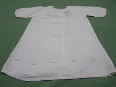 Night Dress; Unknown; 1940-1960; T2016.50
