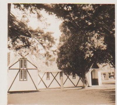 All Saints Church; Hattaway, Robert; 1950s; 2018.193.31