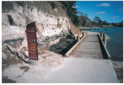 Tamaki River Rotary walkway; La Roche, Alan; 2009; 2016.491.90
